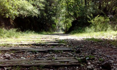 旧福知山線 廃線跡
