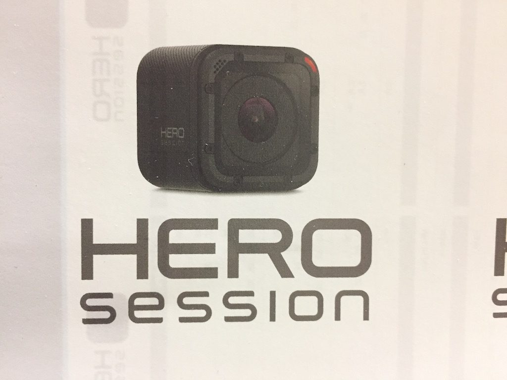 GoPro-session