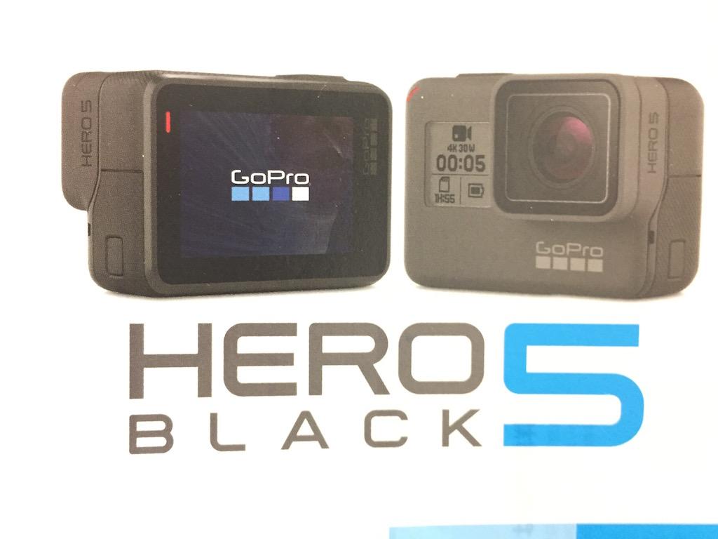 GoPro,HERO5