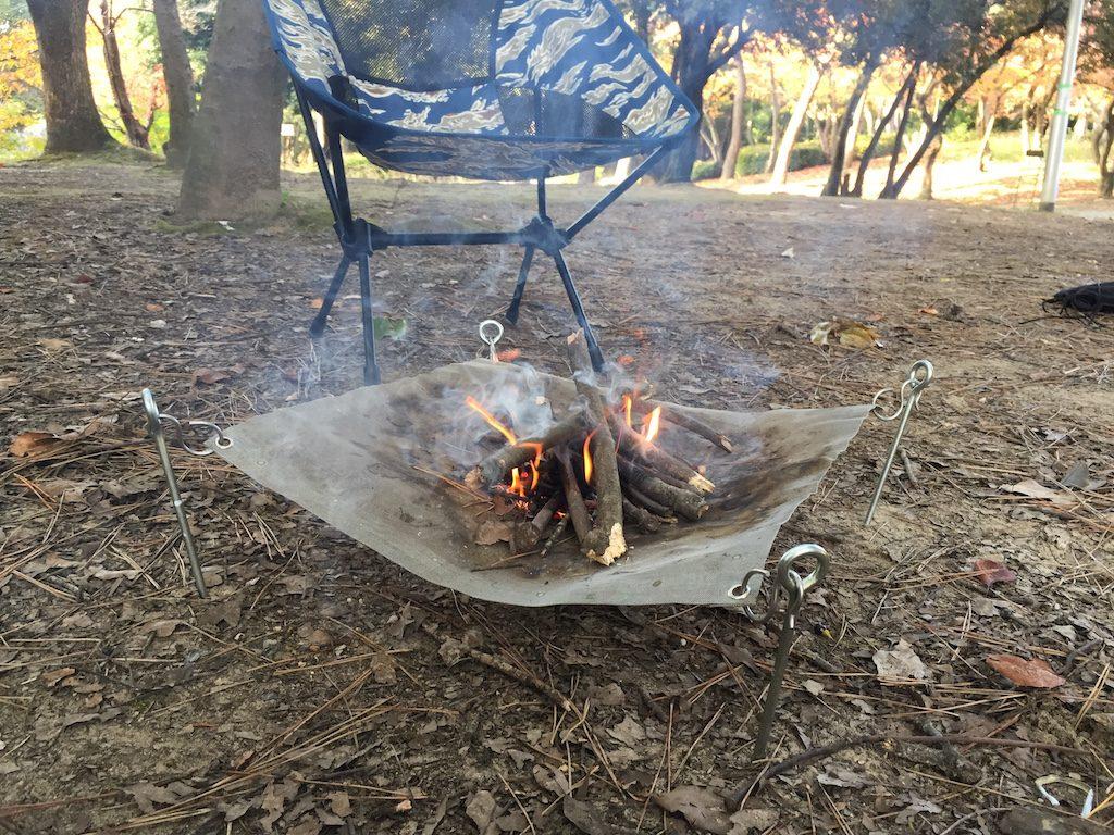 DIY-campfire