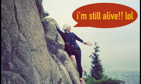 I'm still alive