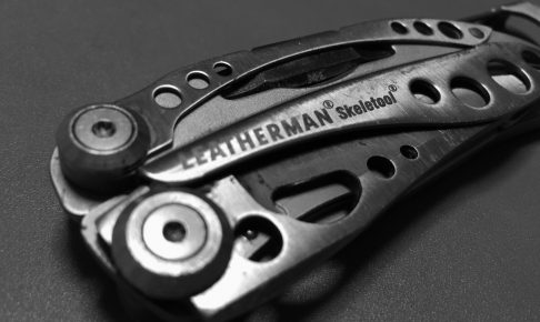 LEATHERMAN-skeletool